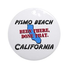 pismo beach california - been there, done that Orn