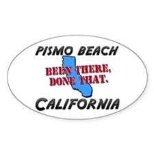 pismo beach california - been there, done that Sti