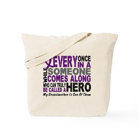 HERO Comes Along 1 Grandmother PC Tote Bag