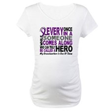 HERO Comes Along 1 Grandmother PC Shirt