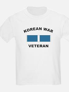 Korean War Veteran Kids T-Shirt