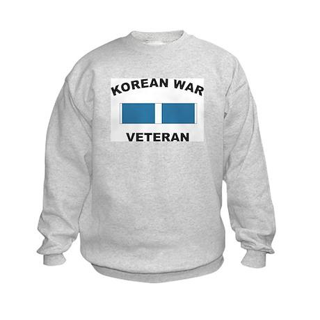 Korean War Veteran Kids Sweatshirt