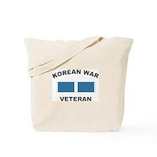 Korean War Veteran Tote Bag