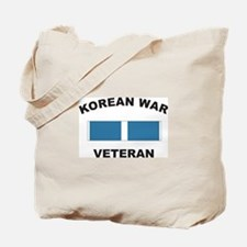 Korean War Veteran Tote Bag