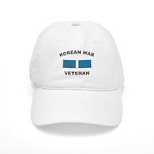 Korean War Veteran Baseball Cap