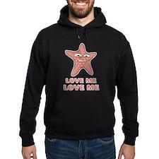Starfish Love Me Love Me Hoodie