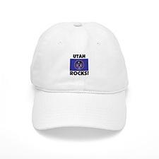 Utah Rocks Baseball Cap