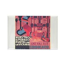 Cute Communism Rectangle Magnet (100 pack)