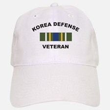 Korea Defense Veteran Baseball Baseball Cap