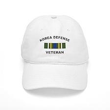 Korea Defense Veteran Baseball Cap