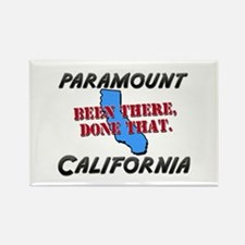 paramount california - been there, done that Recta
