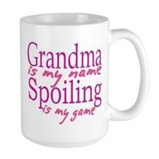 Grandma is my name Mug
