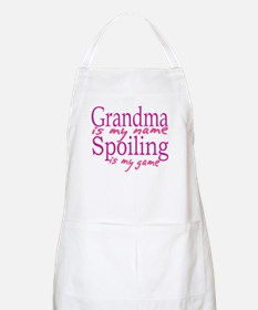 Grandma is my name BBQ Apron