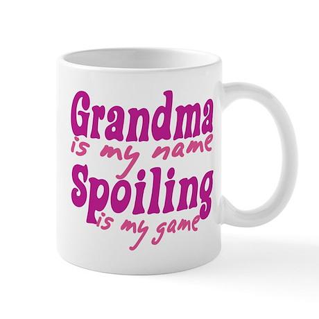 Grandma is my name Mug