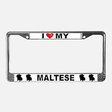 Heart My Maltese