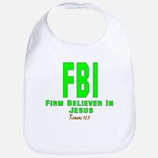 FBI: FIRM BELIEVER IN JESUS Bib