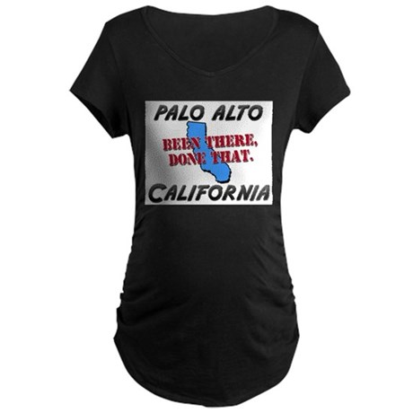 palo alto california - been there, done that Mater