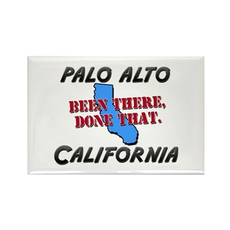 palo alto california - been there, done that Recta