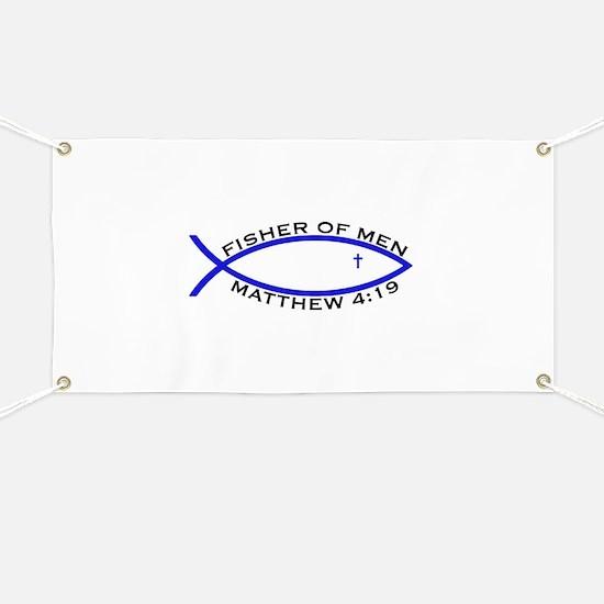 Fisher (BLU) - Banner
