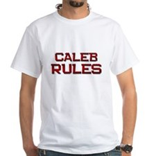 caleb rules Shirt