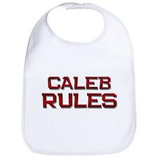caleb rules Bib