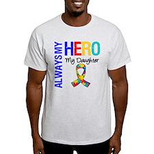 Autism Hero Daughter T-Shirt