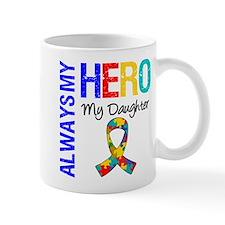 Autism Hero Daughter Mug