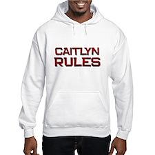 caitlyn rules Jumper Hoody