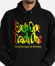 Each One Teach One Hoody
