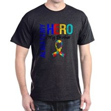 Autism Hero Brother T-Shirt
