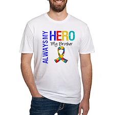 Autism Hero Brother Shirt