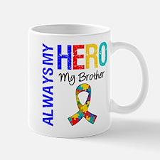 Autism Hero Brother Mug