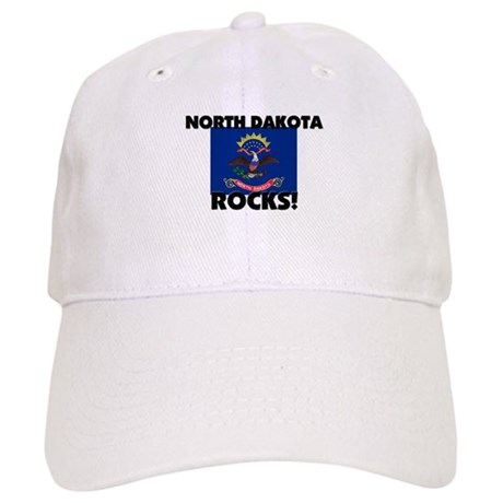 North Dakota Rocks Cap