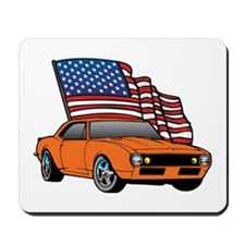 American Muscle Car Mousepad