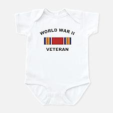 World War II Veteran Infant Creeper