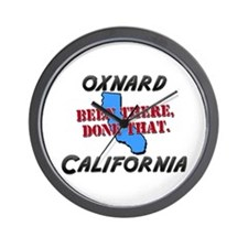 oxnard california - been there, done that Wall Clo