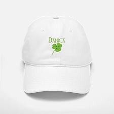 Danica shamrock Baseball Baseball Cap