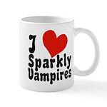 I Love Sparkly Vampires Mug