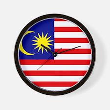Malaysian Wall Clock