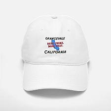 orangevale california - been there, done that Baseball Baseball Cap