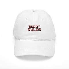 buddy rules Baseball Cap