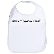 Unique Cowboys Bib