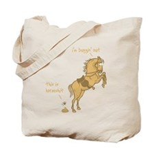 I'm Buggin' Out! Tote Bag