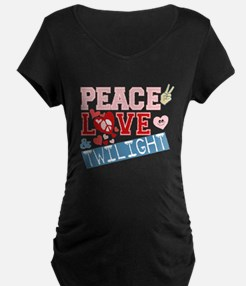 Peace Love and Twilight T-Shirt