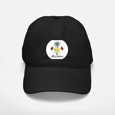 Maldivian Coat of Arms Seal Baseball Hat