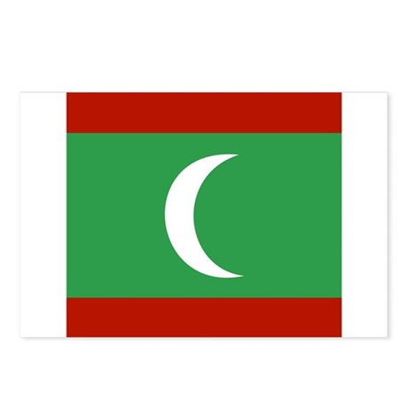 Maldivian Postcards (Package of 8)