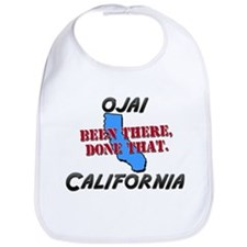 ojai california - been there, done that Bib