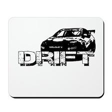 Drift Car Mousepad