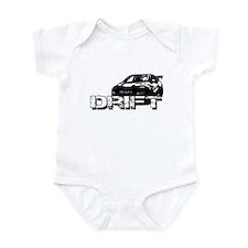 Drift Car Infant Bodysuit