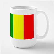 mali Flag Large Mug
